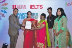 ielts award